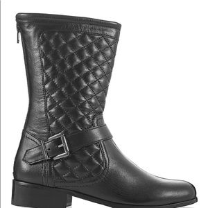 Brand New Chicos Black Ramon Ankle Boot 9.5M